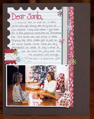 Dear santa CM