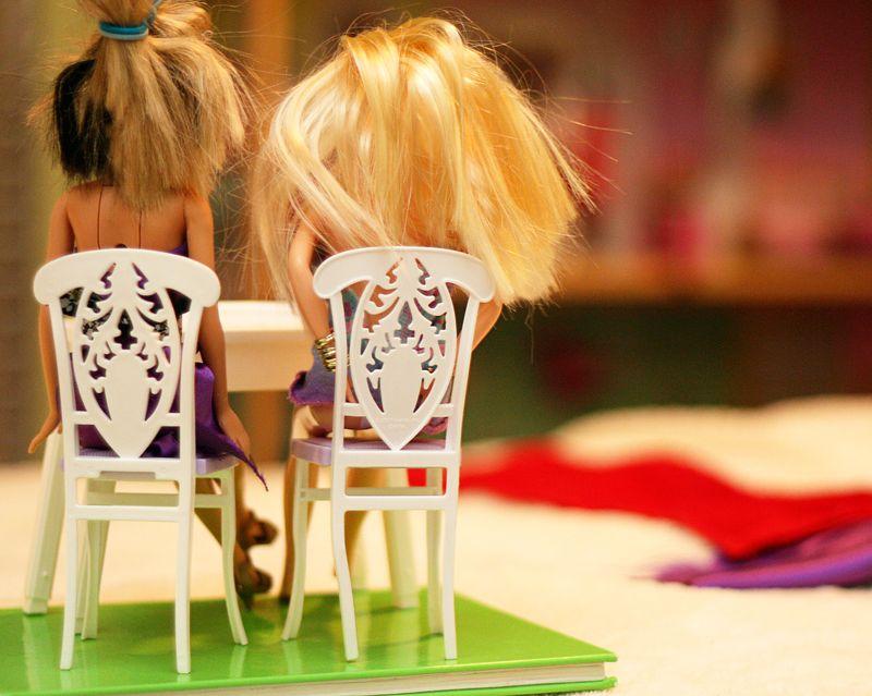 Barbie judges