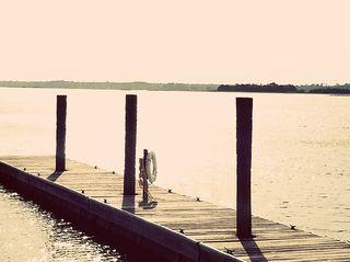 Pier kiawah