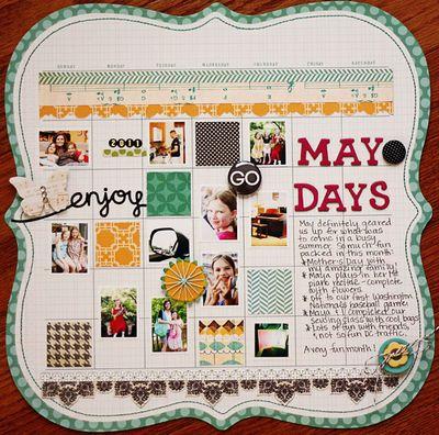May Layout