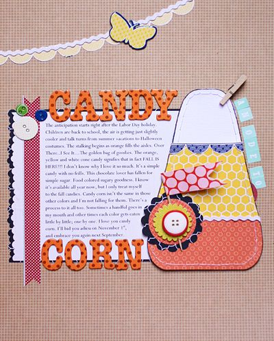 An ode to candy corn