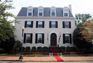 Commandants house