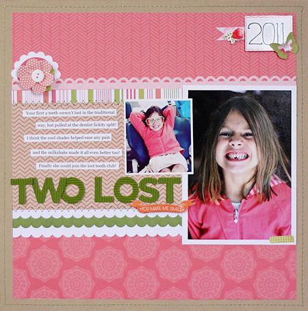 Two lost