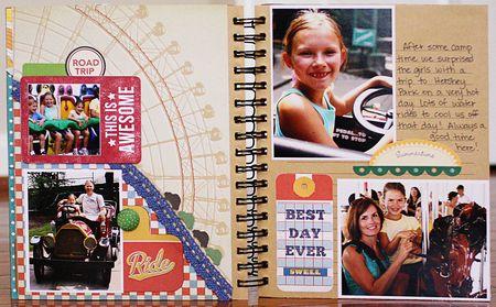 Summer album page 20-21