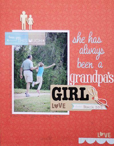 Grandpas Girl Christa