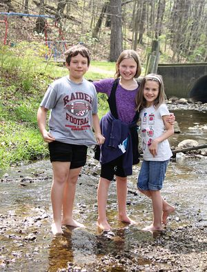 Kids creek park